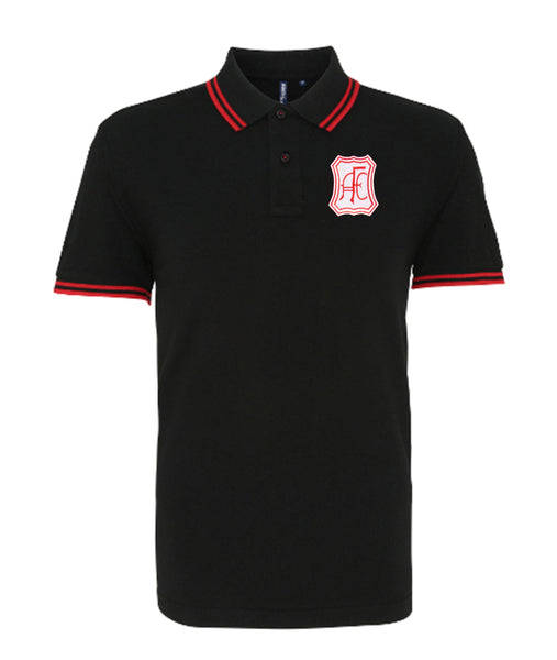 Aberdeen Retro Football Iconic Polo 1950s - Polo