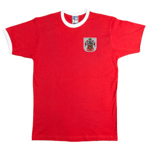 Accrington Stanley 1950s T-Shirt - Old School Football