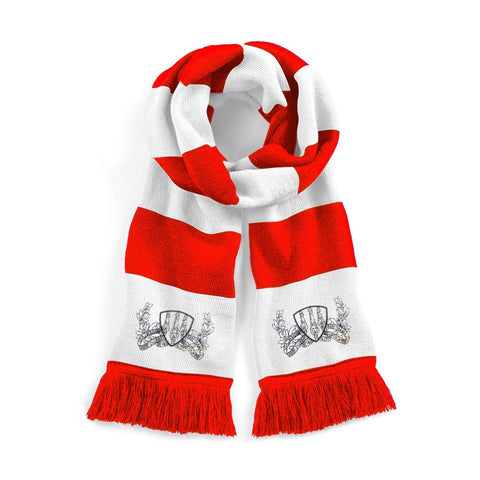 Arsenal Retro Football Scarf - Scarf
