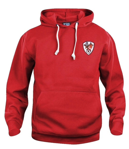 Bristol City Retro Football Hoodie 1970s - Hoodie