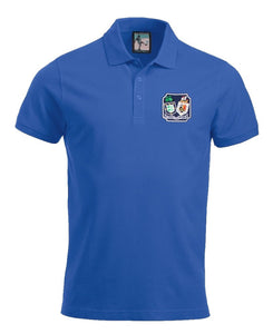 Brighton & Hove Albion Retro Football Polo Shirt 1960s - Polo