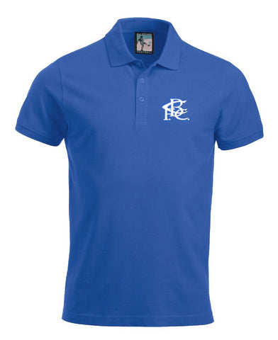 Birmingham City Retro Football Polo Shirt 1970s - Polo