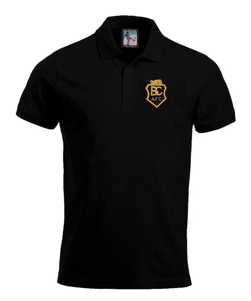 Bradford City 1960's Polo - Old School Football