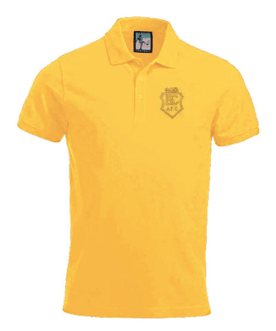 Bradford City Retro Football Polo Shirt 1960s - Polo