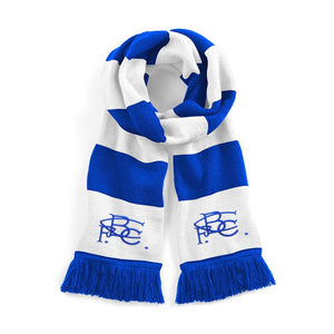Birmingham City Retro Football Scarf 1970s - Old School Football