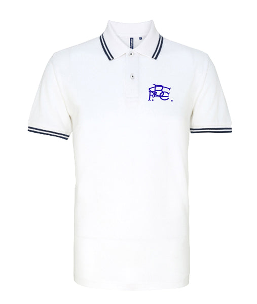 Birmingham City Retro Football Iconic Polo 1970s - Polo