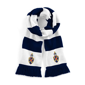 Bolton Wanderers Retro Football Scarf - Old School Football