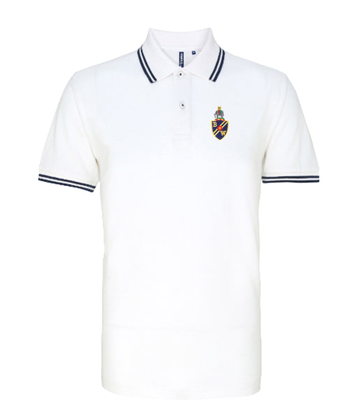 Bolton Wanderers Retro Football Iconic Polo 1950s - Polo
