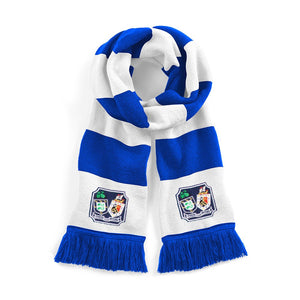 Brighton & Hove Albion Retro Football Scarf - Scarf