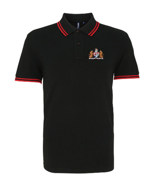 Bristol City Retro Football Iconic Polo 1973 - Polo