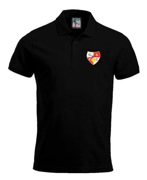 Charlton Athletic Retro 1940s Football Polo Shirt - Polo