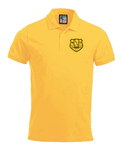 Cambridge United Retro 1969 - 1971 Football Polo Shirt - Polo