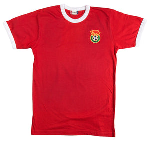 Russia USSR Retro Football T Shirt 1970s CCCP - Old School Football
