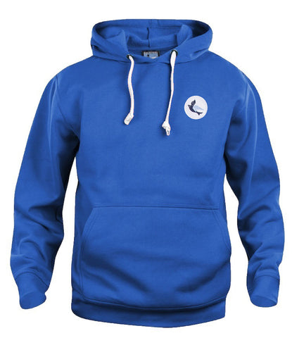 Cardiff City Retro Football Hoodie 1960s - Old School Football