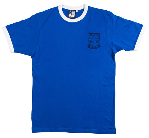 Chelsea Retro Football T Shirt 1905 - T-shirt