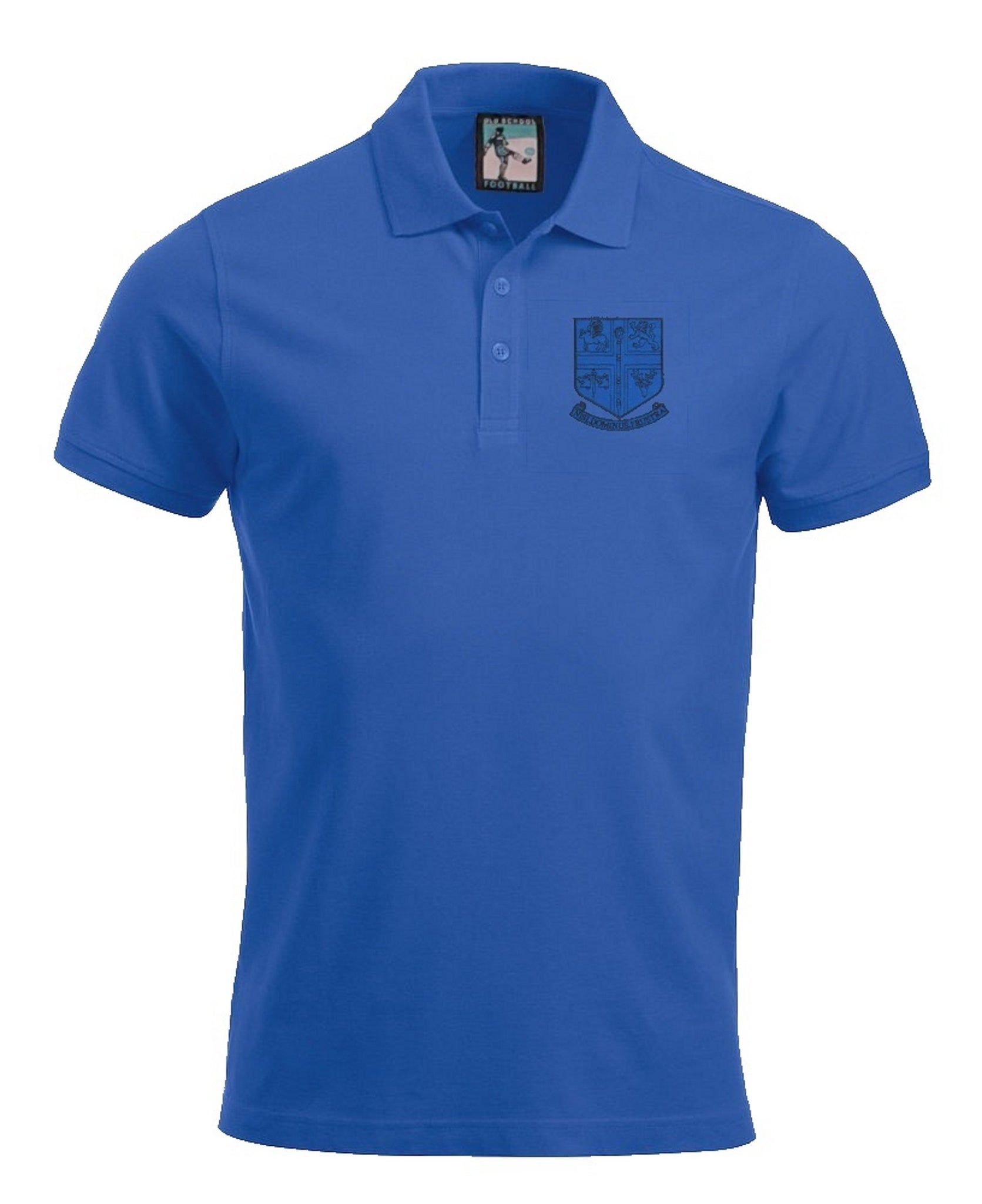 Chelsea Retro Football Polo Shirt 1905 - Polo