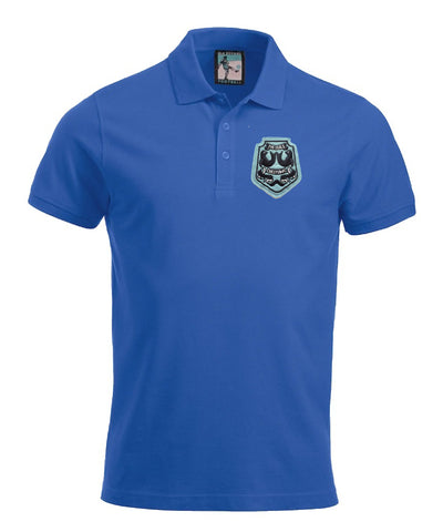 Chester City Retro Football Polo Shirt 1970s - Polo