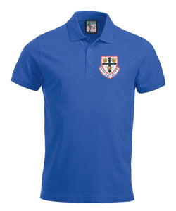 Colchester United Retro Football Polo Shirt 1970s - Polo