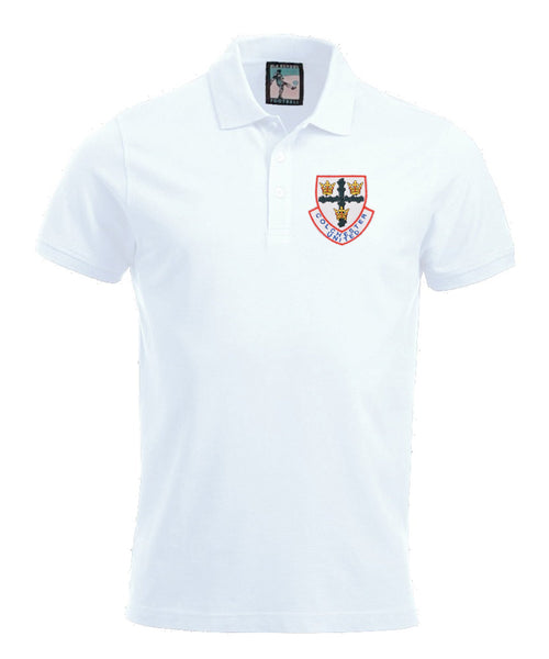 Colchester United Retro 1970s Football Polo Shirt - Polo