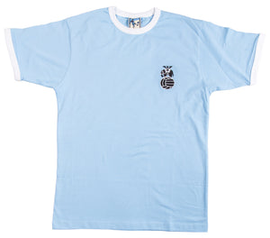 Coventry City Retro Football T Shirt 1969 - 1981 - T-shirt