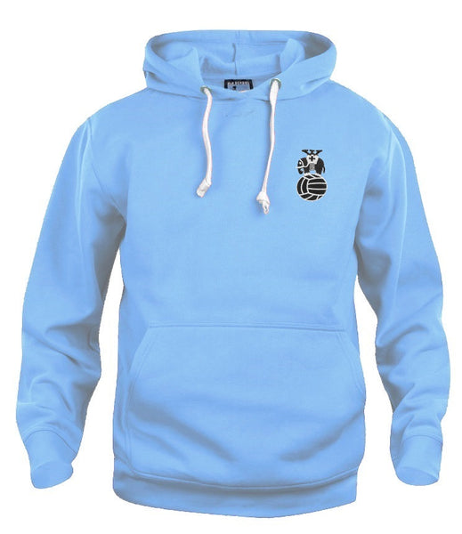 Coventry City Retro Football Hoodie 1970s - Hoodie