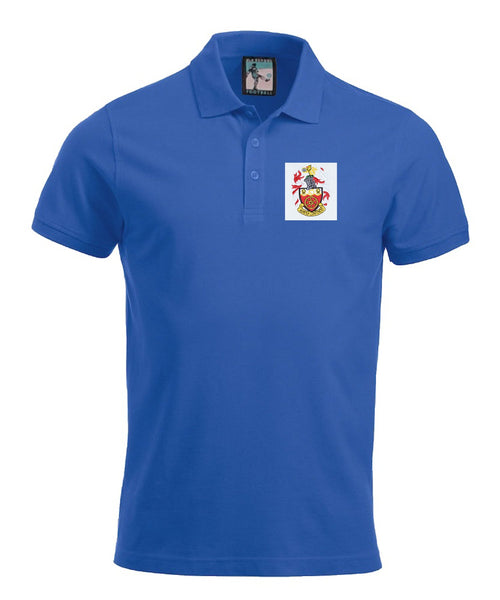Crewe Alexandra Retro 1960s Football Polo Shirt - Polo