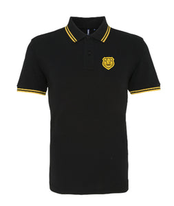 Cambridge United Retro Football Iconic Polo 1969-1971 - Polo