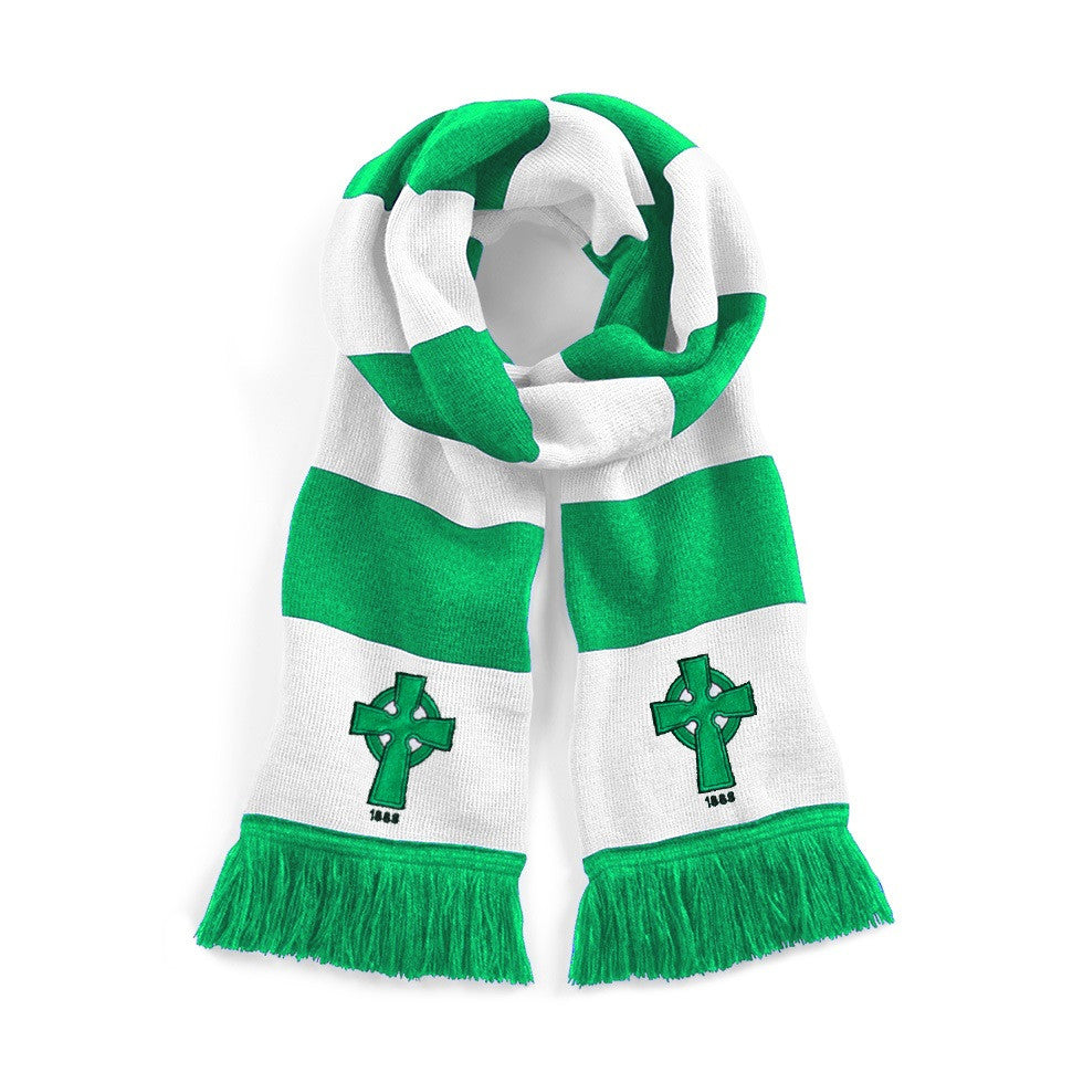 Celtic Retro 1888 Football Scarf - Scarf