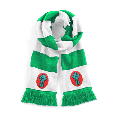 Celtic Retro Football Scarf 1890 - Old School Football