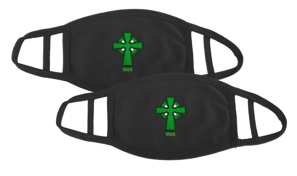 Celtic Retro Football Face Masks - Mask