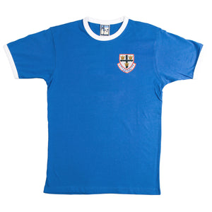 Colchester United Retro Football T Shirt 1970s - T-shirt