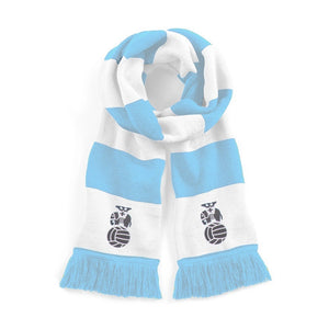 Coventry City Retro Football Scarf - Old School Football