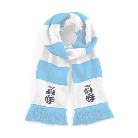 Coventry City Retro Scarf - Old School Football
