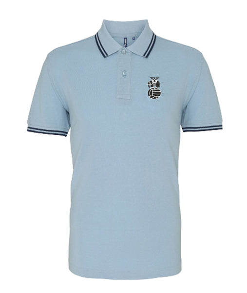 Coventry City Retro Football Iconic Polo 1970s - Polo