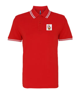 Crewe Alexandra Retro Football Iconic Polo 1960s - Polo