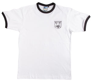 Derby County Retro Football T Shirt 1946 - 1968 - T-shirt