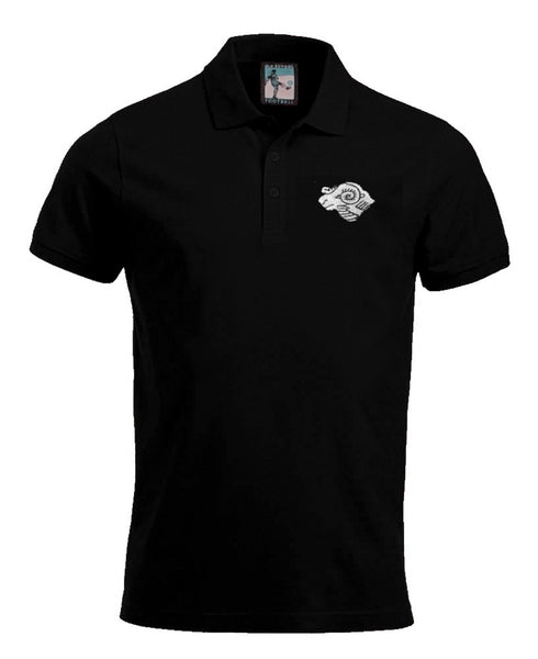 Derby County 1970's Polo - Old School Football