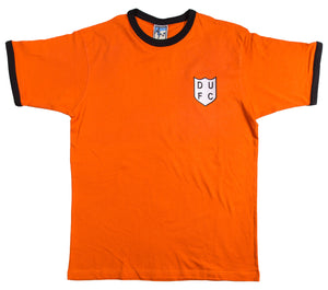 Dundee United Retro Football T Shirt 1958 - 1969 - T-shirt