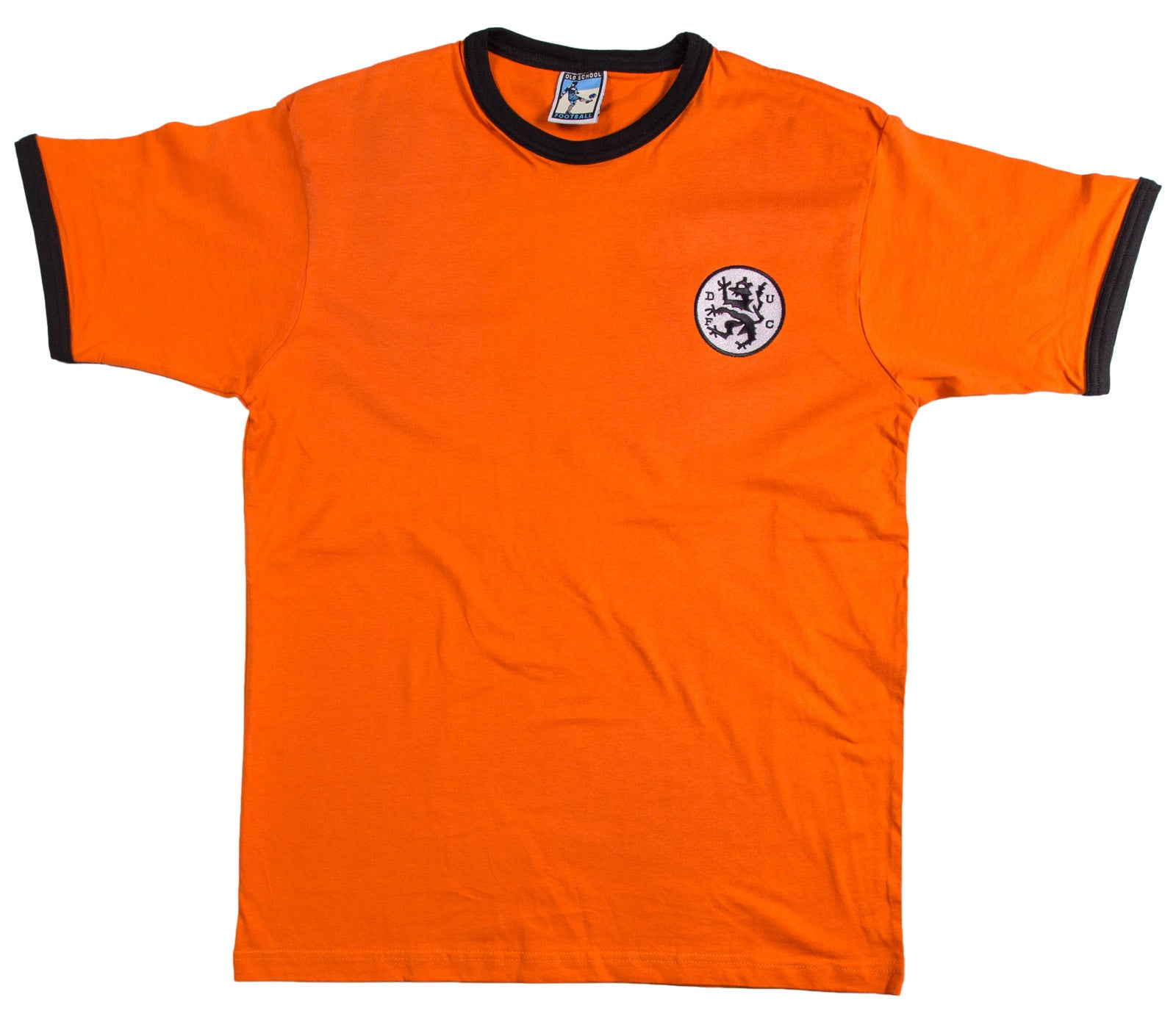 Dundee United Retro Football T Shirt 1969 - 1972 - Old School Football