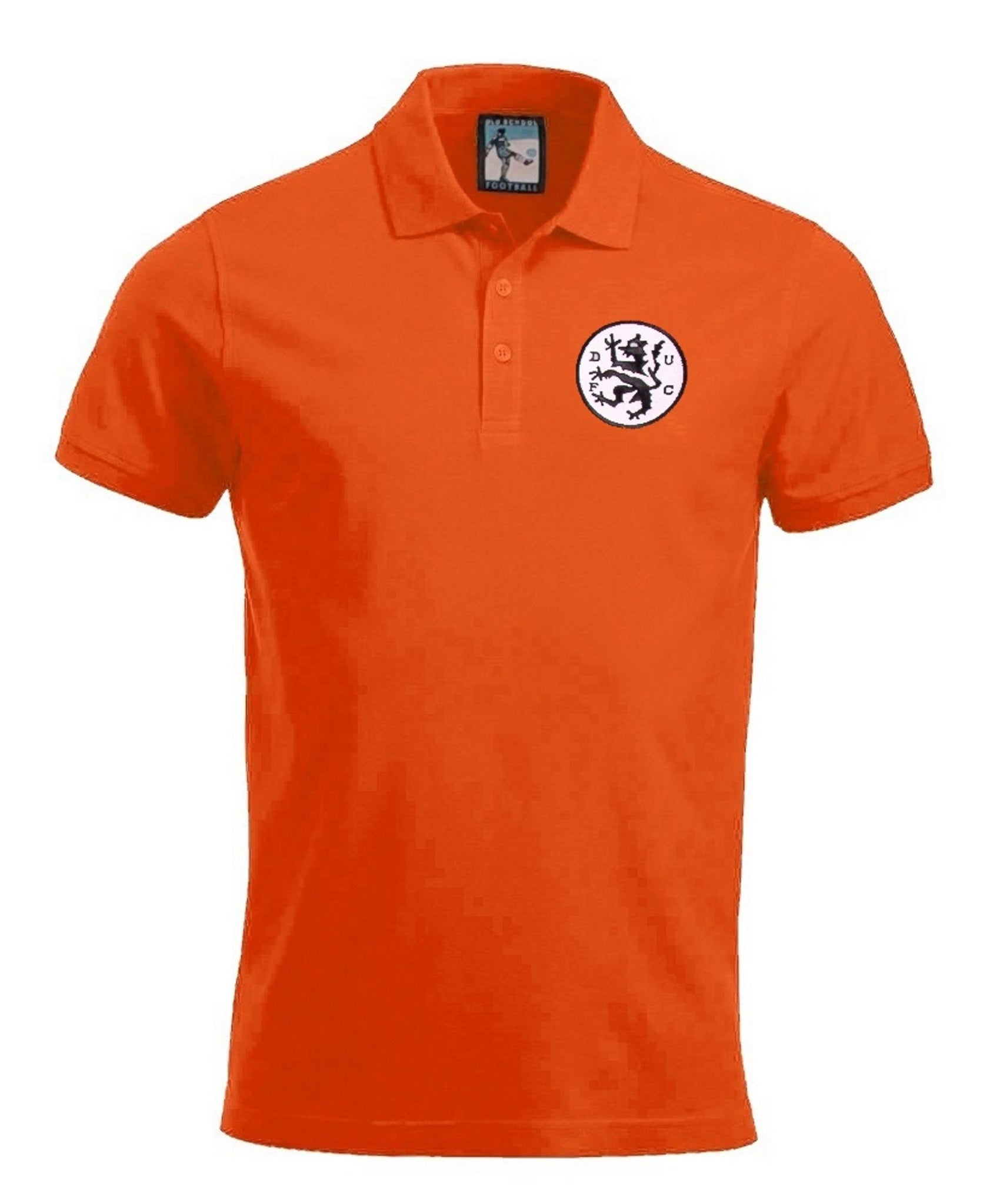 Dundee United 1969 Polo - Old School Football