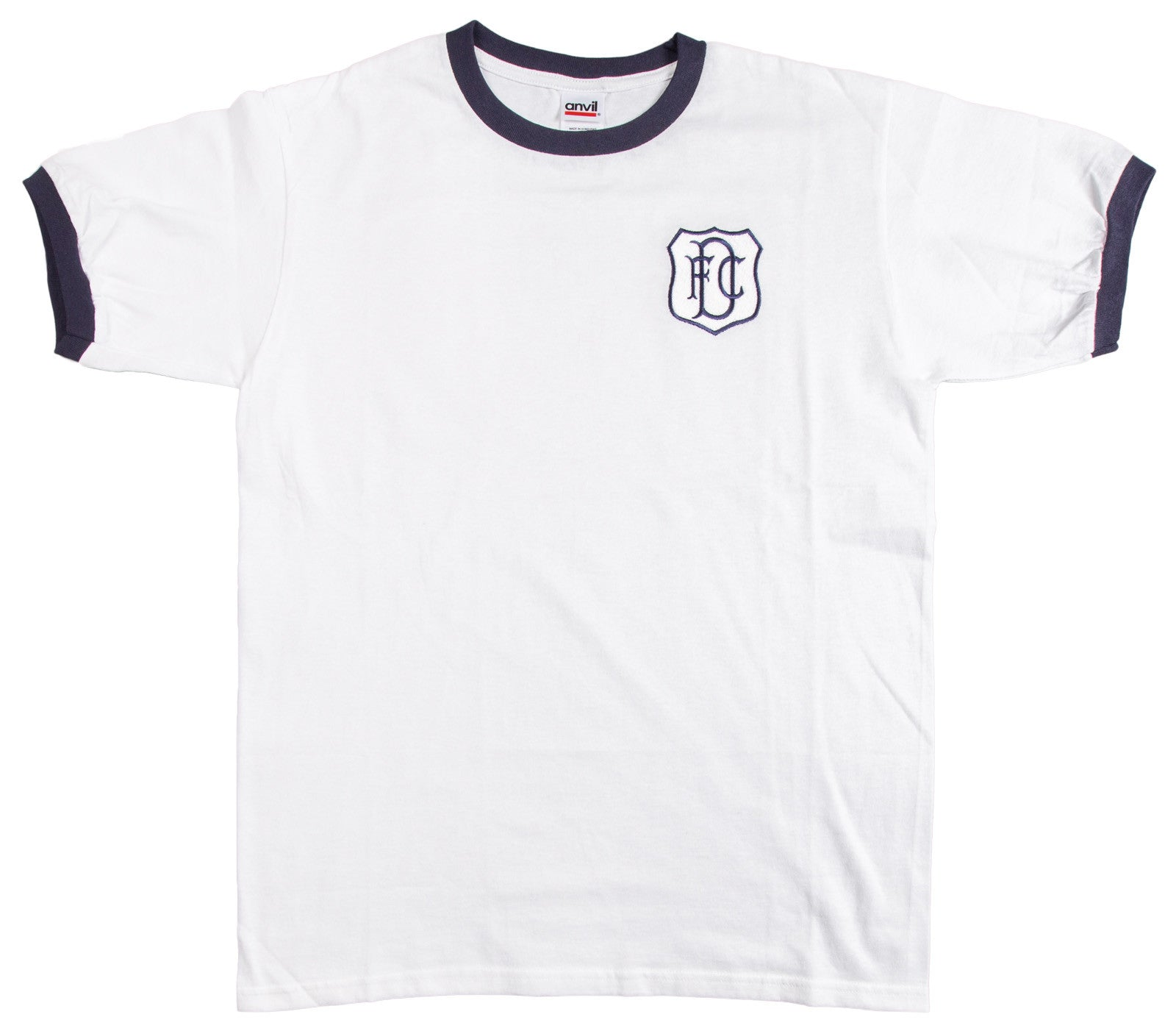 Dundee Away 1950s/60s T-Shirt - Old School Football