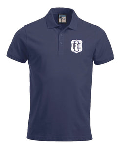 Dundee Retro Football Polo Shirt 1960s - Polo