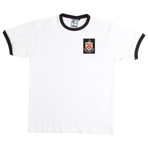 Darlington Retro Football T Shirt 1960s - T-shirt
