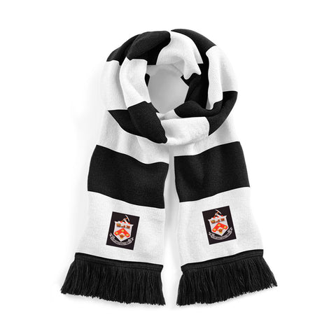 Darlington Retro 1960s Traditional Football Scarf - Scarf
