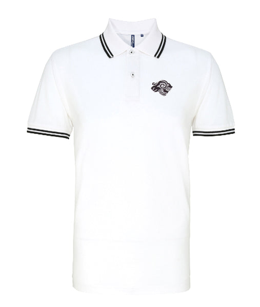 Derby County Retro Football Iconic Polo 1970s - Polo
