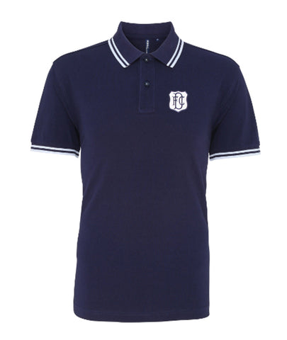 Dundee Retro Football Iconic Polo 1960s - Polo