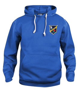 Everton Retro Football Hoodie 1886 - Old School Football