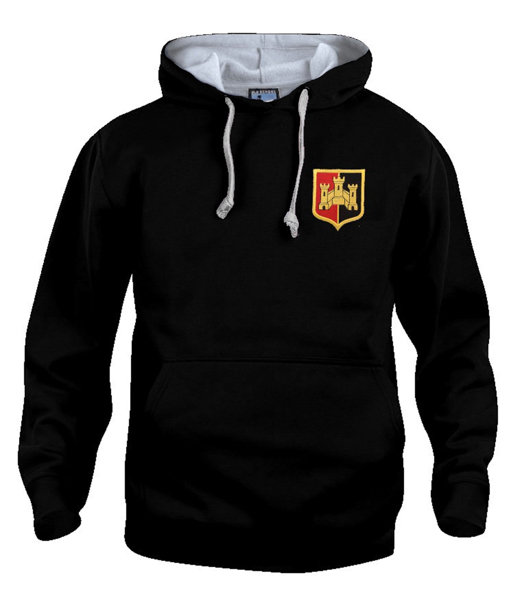 Exeter City 1950's Hoodie - Old School Football
