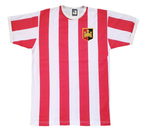 Exeter City Retro Football T Shirt 1950s -