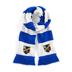 Everton Retro Football Scarf 1886 - Old School Football